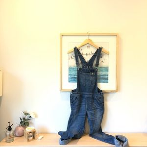 MiH Jeans veey cute blue overalls 26